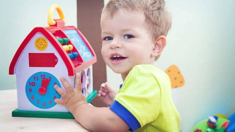 多機能知育玩具