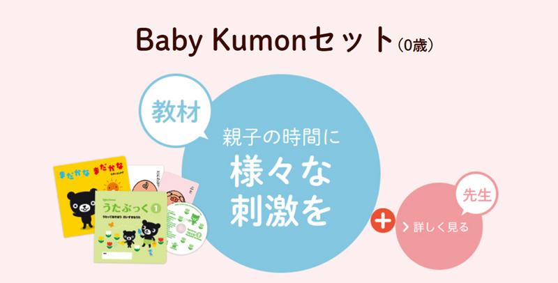 Baby Kumonセット(0歳)